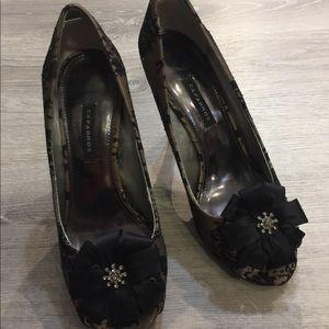 Caparros Open Toe Pumps/Heels